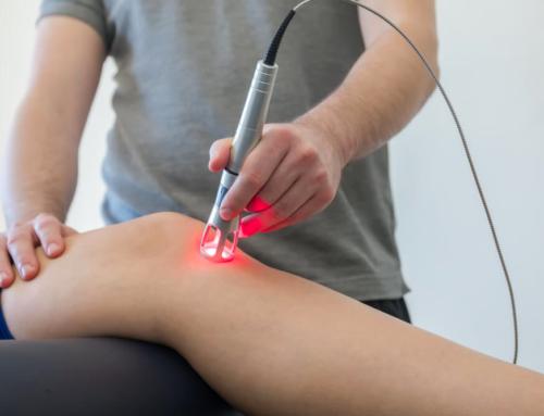 Laser terapia ad alta potenza