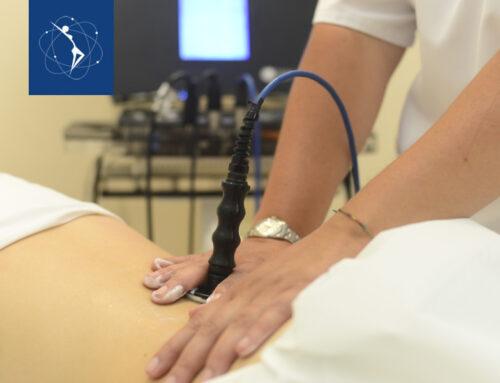 La tecarterapia o diatermia endogena